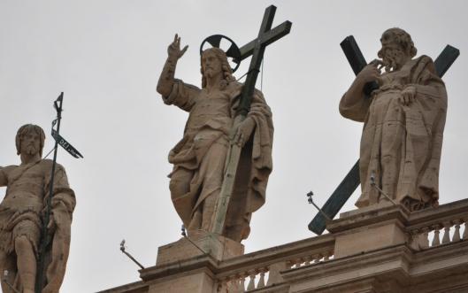 Čest a sláva nesmrtelnému Králi (Jan Pavel II.)