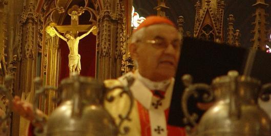 Církev má modlitbu a obřad s prosbou za uzdravení nemocných