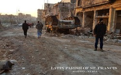 Latin parish of st. Francis Aleppo - Syria